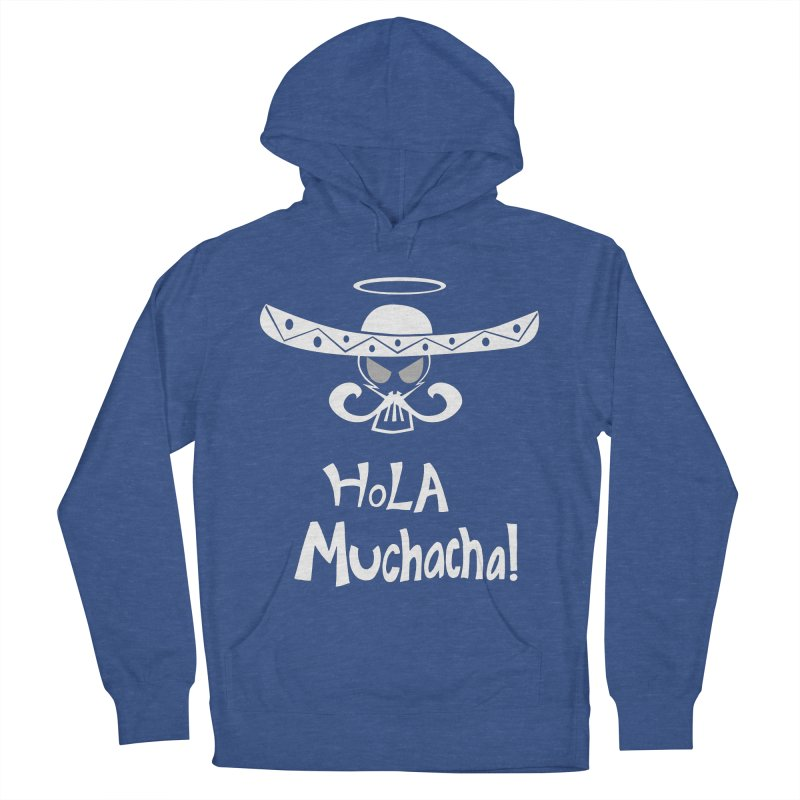 Hola CHA CHA! Women's Pullover Hoody by POP COLOR BOT