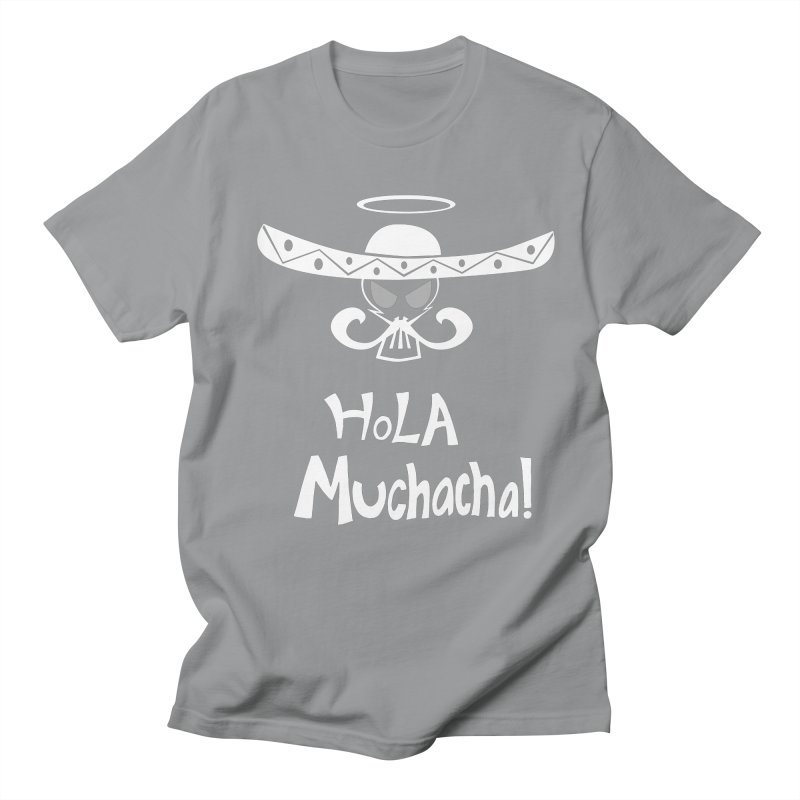 Hola CHA CHA! Women's Regular Unisex T-Shirt by POP COLOR BOT