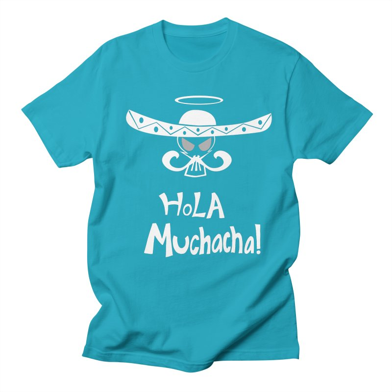 Hola CHA CHA! Women's Unisex T-Shirt by POP COLOR BOT