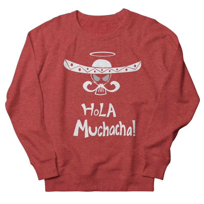 Hola CHA CHA! Men's Sweatshirt by POP COLOR BOT