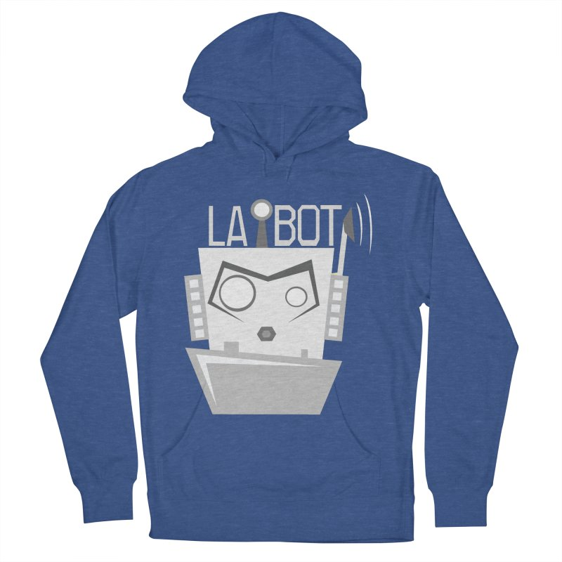LA BOT 2.0 Men's Pullover Hoody by POP COLOR BOT