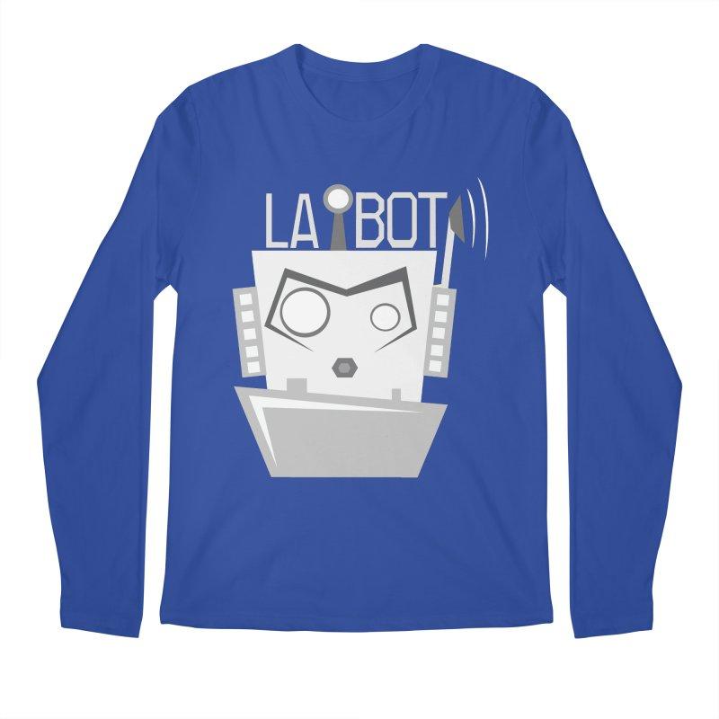 LA BOT 2.0 Men's Longsleeve T-Shirt by POP COLOR BOT