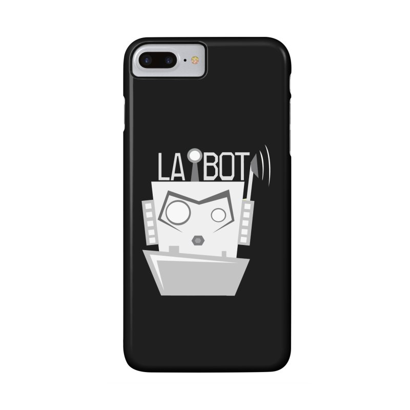 LA BOT 2.0 Accessories Phone Case by POP COLOR BOT