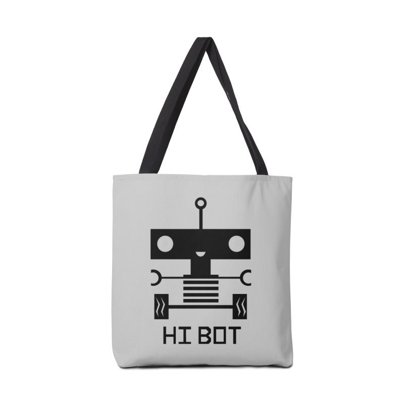 Dark Baby Bot Accessories Bag by POP COLOR BOT