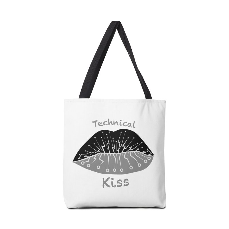 Technical Kiss Accessories Bag by POP COLOR BOT