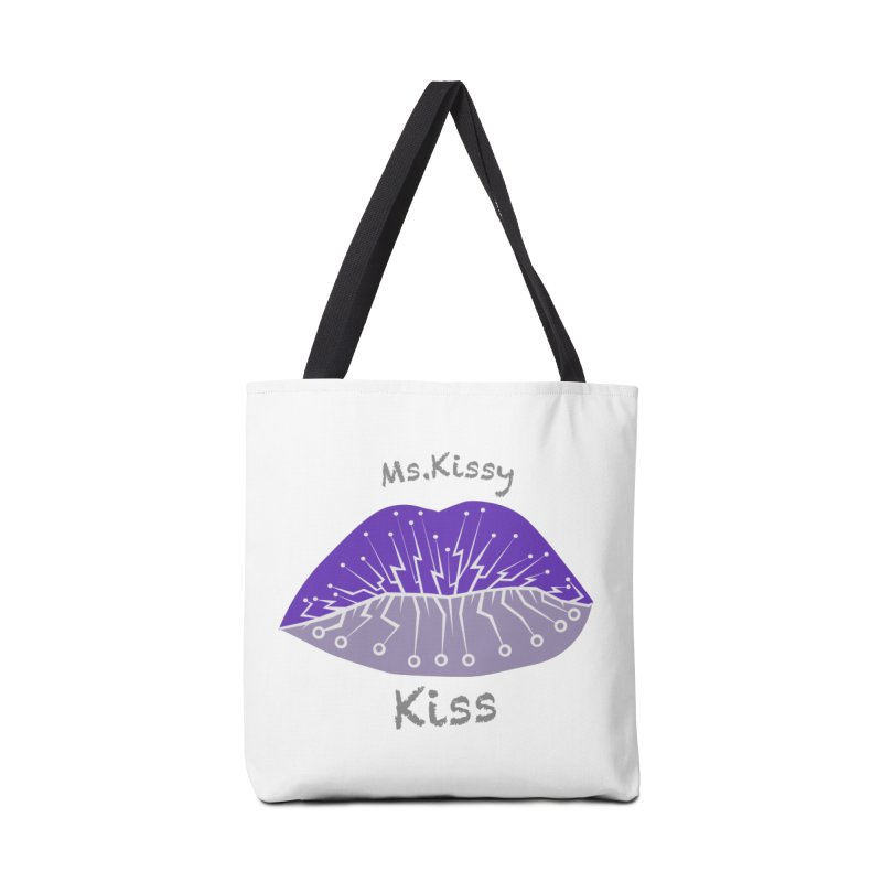 Ms.Kissy Kiss Accessories Bag by POP COLOR BOT