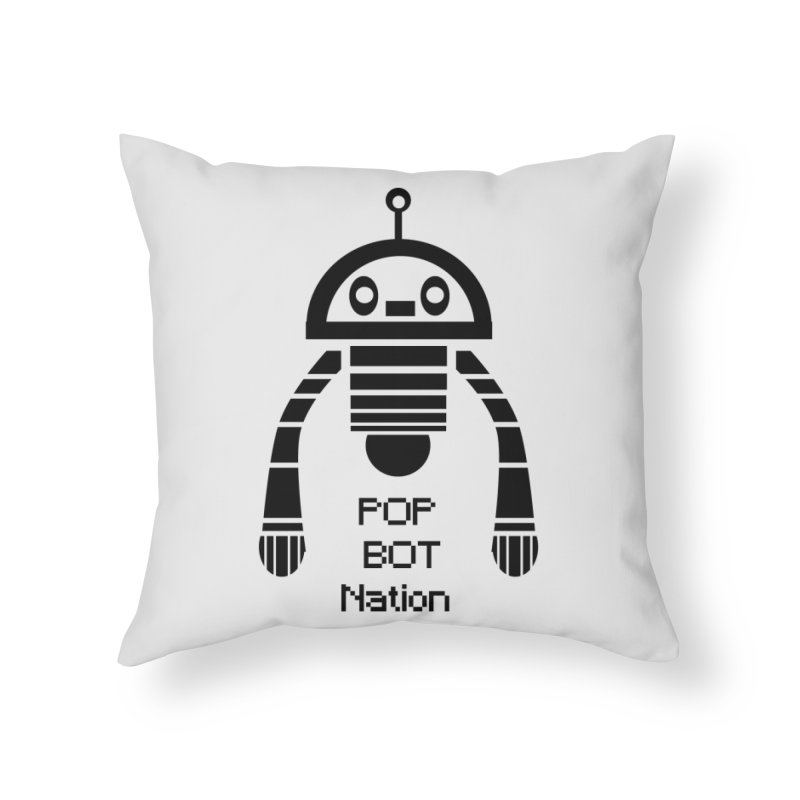DARK BOT NATION   by POP COLOR BOT