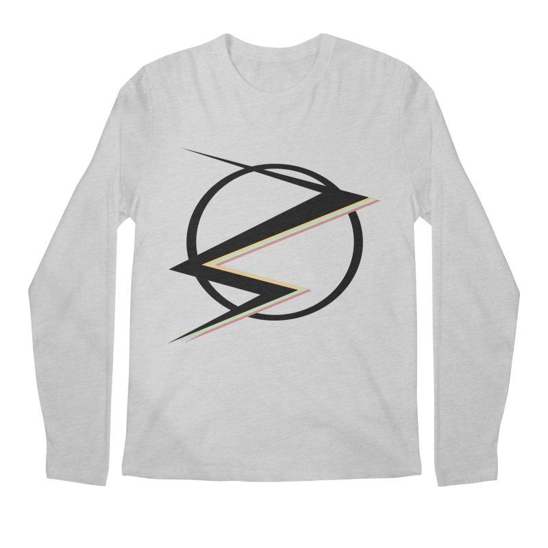 POP COLOR BOT Speedster Men's Longsleeve T-Shirt by POP COLOR BOT