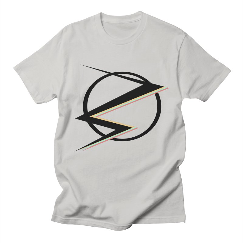 POP COLOR BOT Speedster Men's T-Shirt by POP COLOR BOT