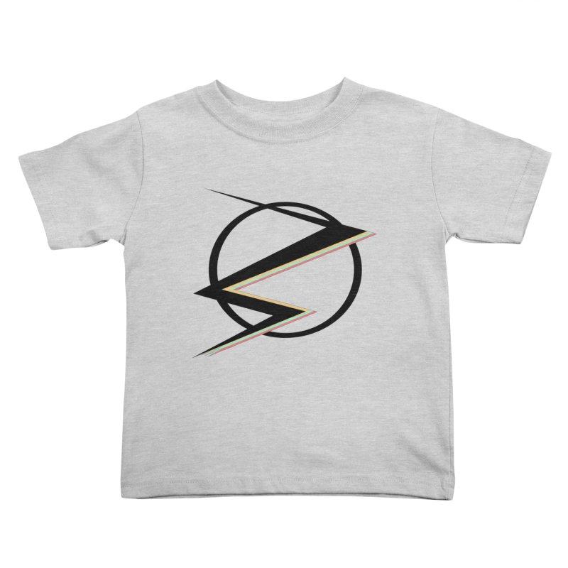 POP COLOR BOT Speedster Kids Toddler T-Shirt by POP COLOR BOT