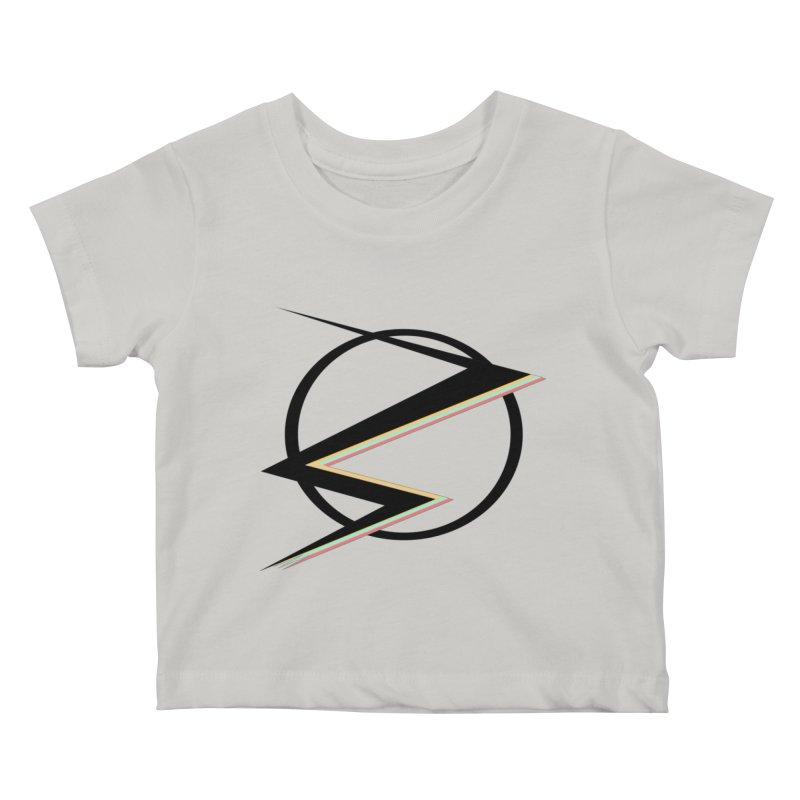 POP COLOR BOT Speedster Kids Baby T-Shirt by POP COLOR BOT