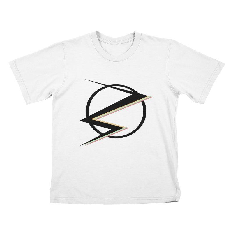 POP COLOR BOT Speedster Kids T-Shirt by POP COLOR BOT