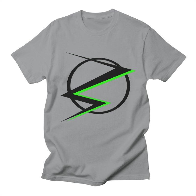 Radioactive speedster Men's T-shirt by POP COLOR BOT