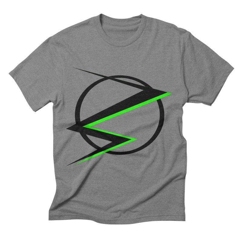 Radioactive speedster Men's Triblend T-shirt by POP COLOR BOT