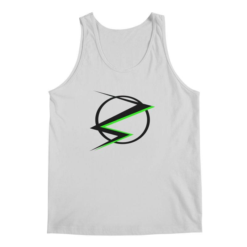 Radioactive speedster Men's Tank by POP COLOR BOT