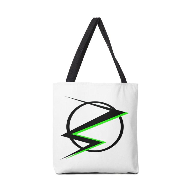 Radioactive speedster Accessories Bag by POP COLOR BOT