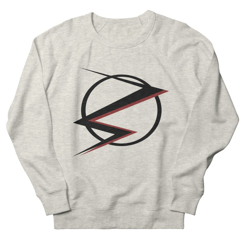 The Speedster Men's French Terry Sweatshirt by POP COLOR BOT