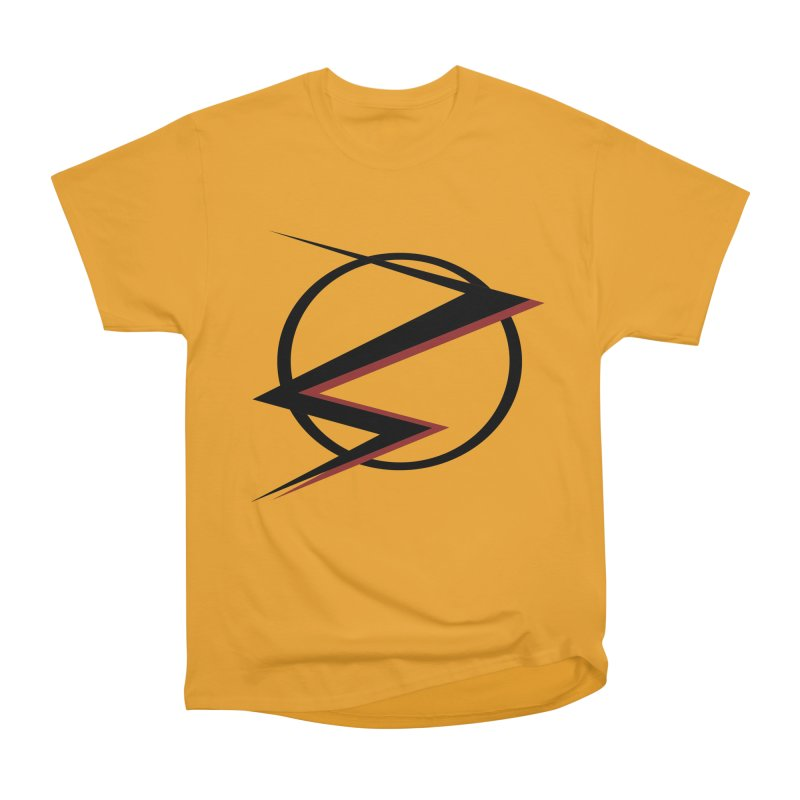 The Speedster Men's Classic T-Shirt by POP COLOR BOT