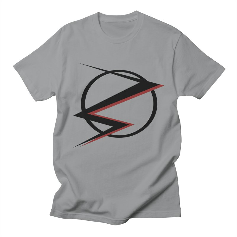 The Speedster Women's Unisex T-Shirt by POP COLOR BOT