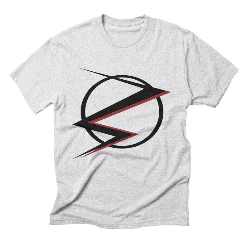 The Speedster Men's Triblend T-Shirt by POP COLOR BOT