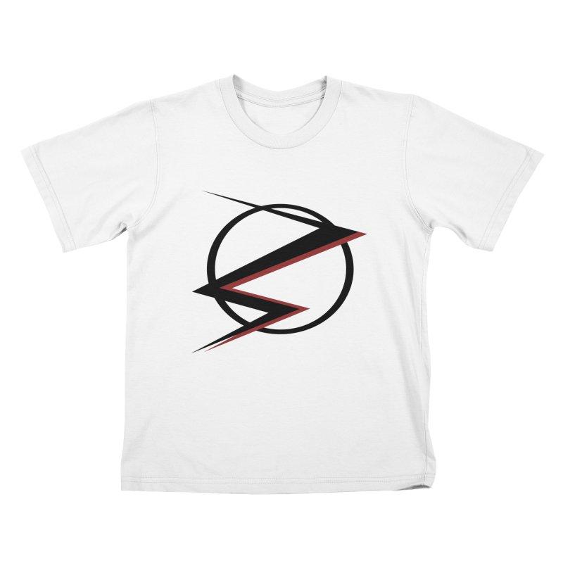 The Speedster Kids T-shirt by POP COLOR BOT