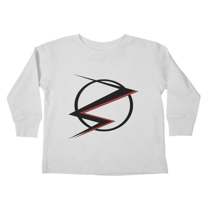 The Speedster Kids Toddler Longsleeve T-Shirt by POP COLOR BOT