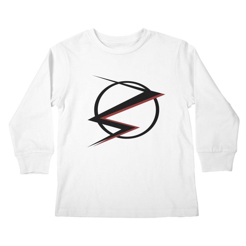 The Speedster Kids Longsleeve T-Shirt by POP COLOR BOT