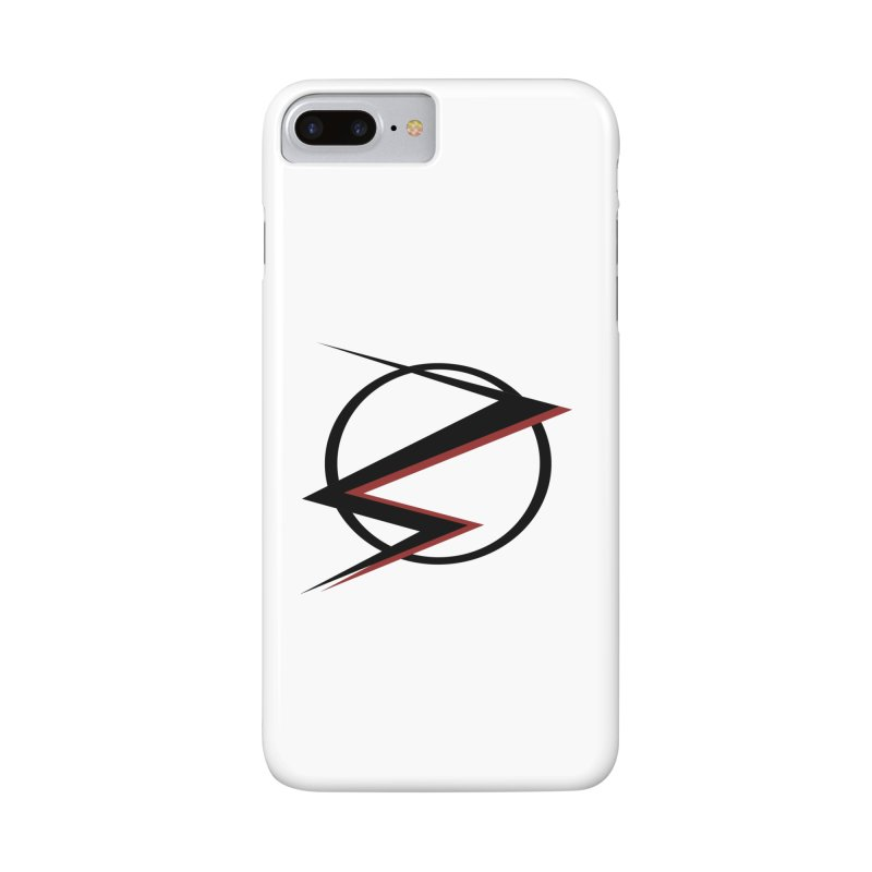 The Speedster Accessories Phone Case by POP COLOR BOT