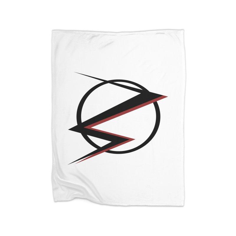 The Speedster Home Blanket by POP COLOR BOT
