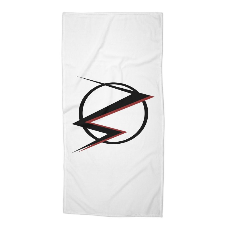 The Speedster Accessories Beach Towel by POP COLOR BOT
