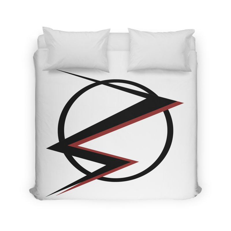 The Speedster Home Duvet by POP COLOR BOT