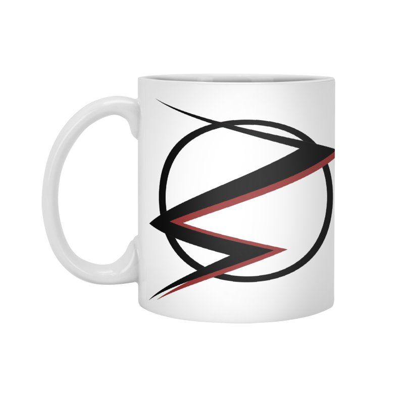 The Speedster Accessories Mug by POP COLOR BOT
