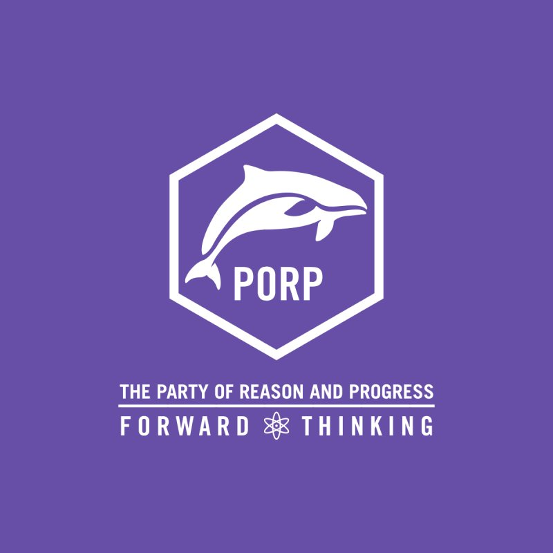 PORP Logo by PORPMerch's Artist Shop