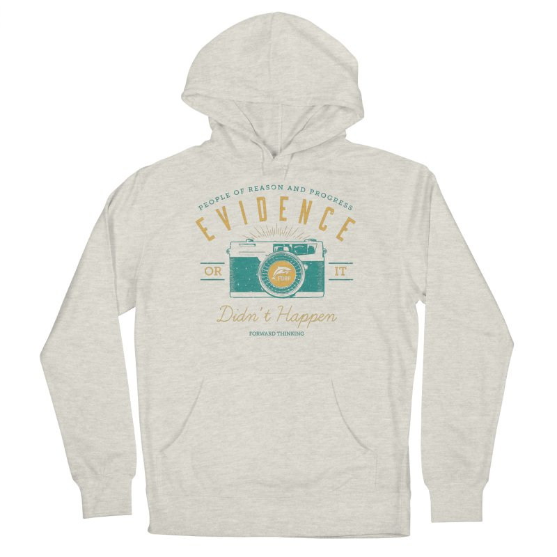 PORP Evidence Camera Men's French Terry Pullover Hoody by PORPMerch's Artist Shop