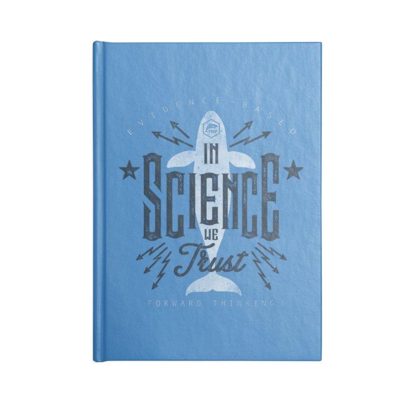 PORP: In Science We Trust Accessories Notebook by PORPMerch's Artist Shop