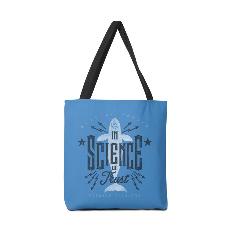 PORP: In Science We Trust Accessories Bag by PORPMerch's Artist Shop