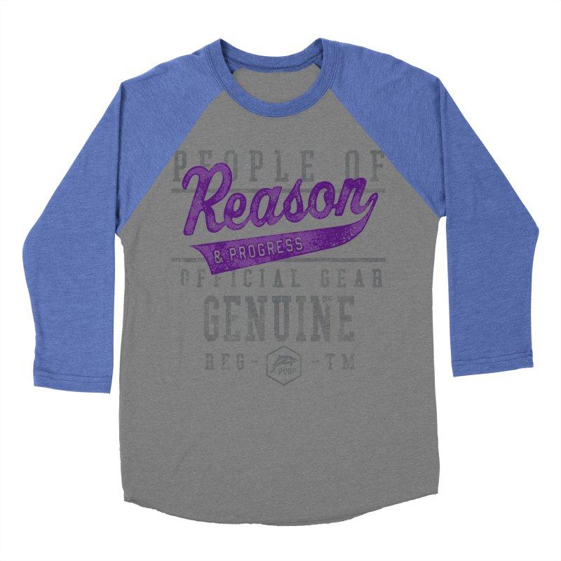 PORP Athletic Design Women's Baseball Triblend Longsleeve T-Shirt by PORPMerch's Artist Shop