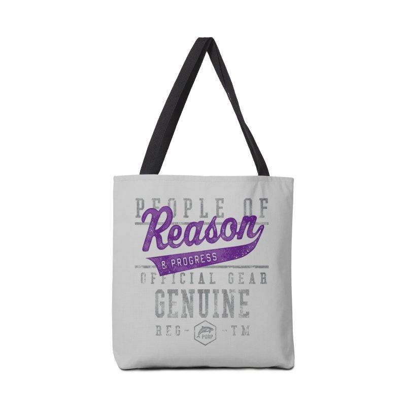PORP Athletic Design Accessories Bag by PORPMerch's Artist Shop
