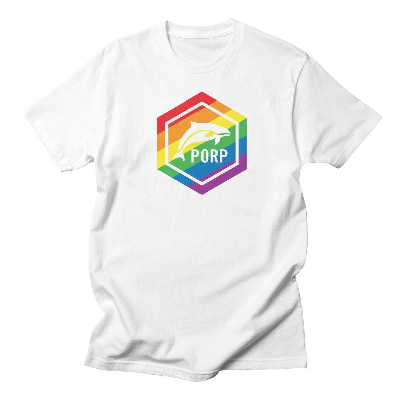 PORP Pride Women's Regular Unisex T-Shirt by PORPMerch's Artist Shop