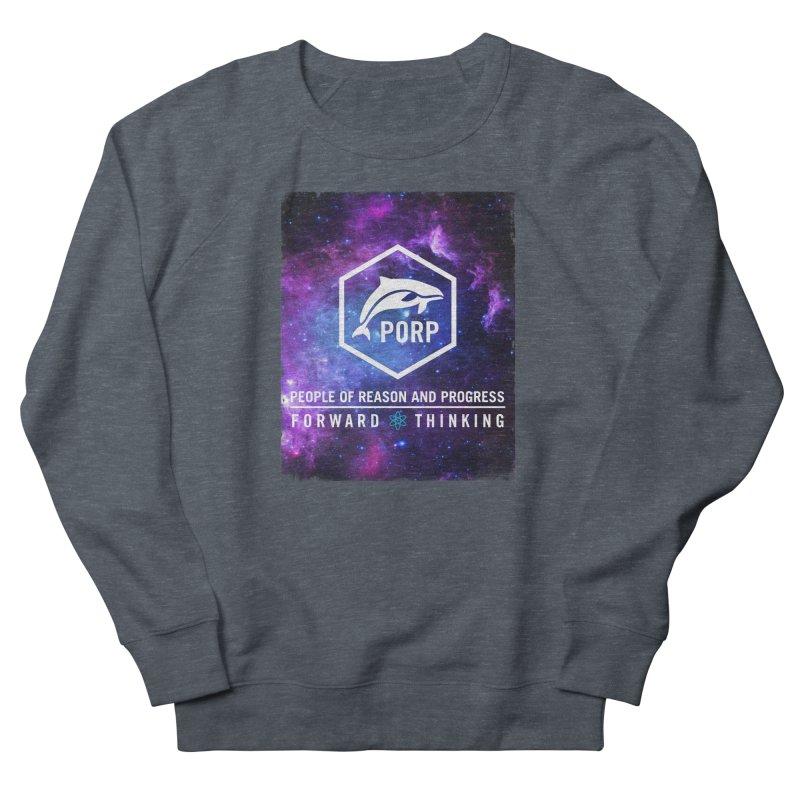 PORP in Space Women's French Terry Sweatshirt by PORPMerch's Artist Shop