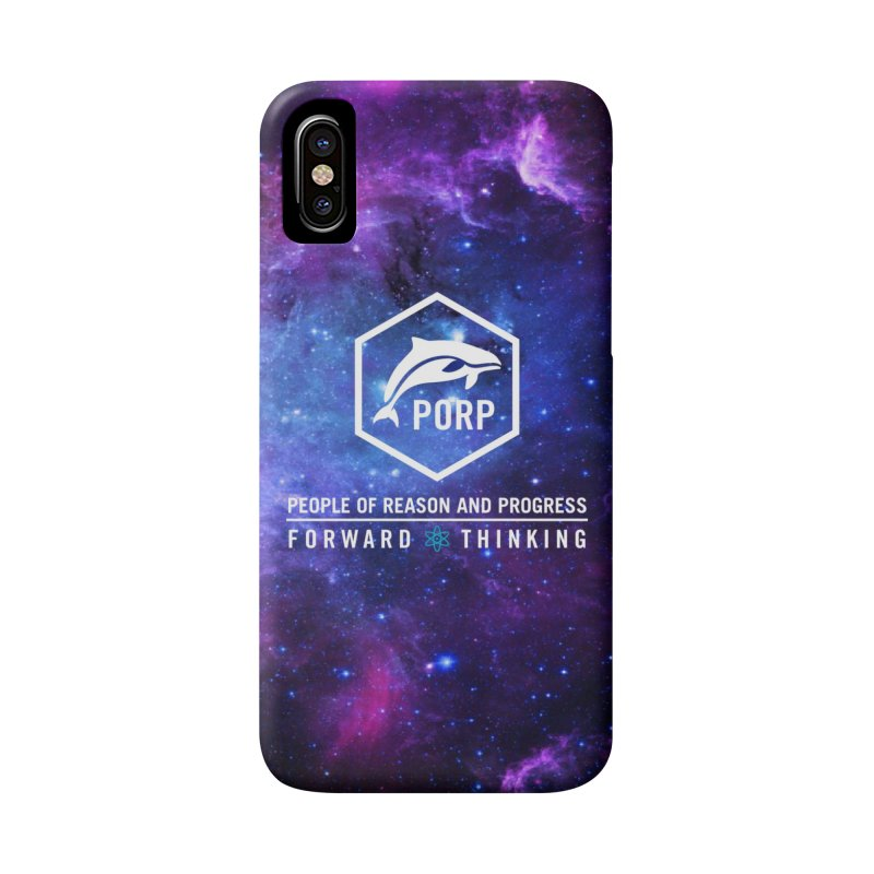 PORP in Space Accessories Phone Case by PORPMerch's Artist Shop