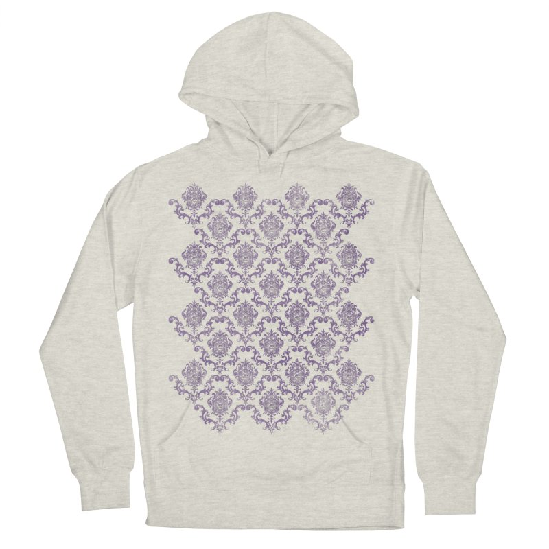 PORP Baroque Wallpaper Men's French Terry Pullover Hoody by PORPMerch's Artist Shop