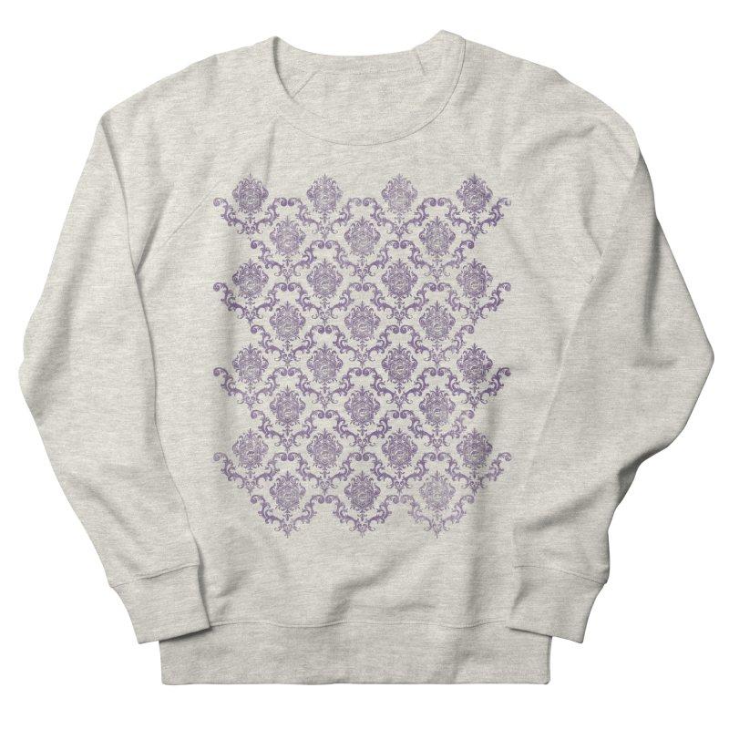 PORP Baroque Wallpaper Women's French Terry Sweatshirt by PORPMerch's Artist Shop