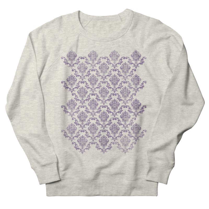 PORP Baroque Wallpaper Men's French Terry Sweatshirt by PORPMerch's Artist Shop