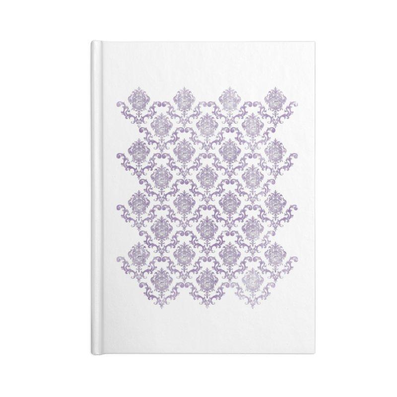 PORP Baroque Wallpaper Accessories Notebook by PORPMerch's Artist Shop