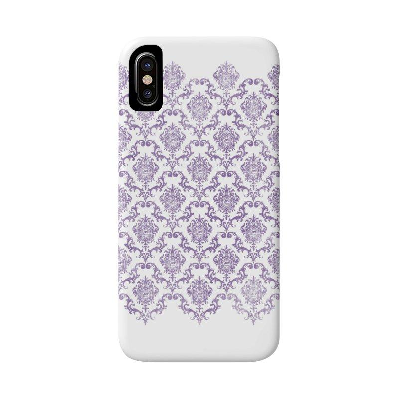PORP Baroque Wallpaper Accessories Phone Case by PORPMerch's Artist Shop