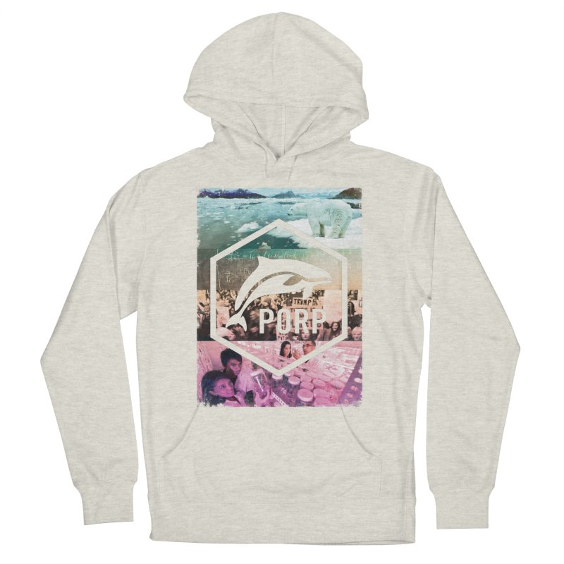 PORP Photo Collage Men's French Terry Pullover Hoody by PORPMerch's Artist Shop
