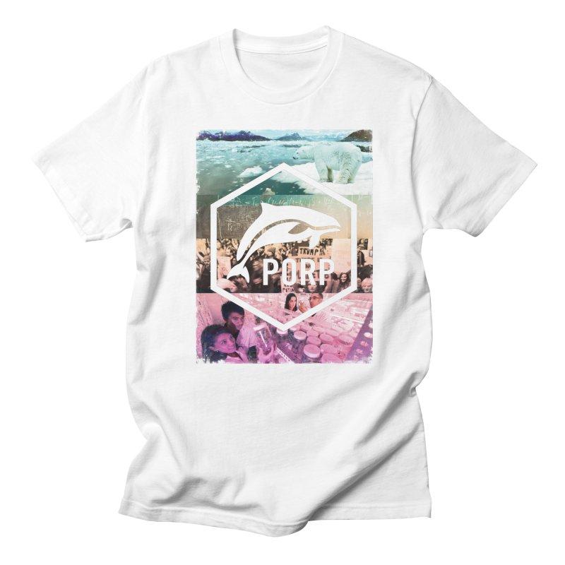 PORP Photo Collage Women's Regular Unisex T-Shirt by PORPMerch's Artist Shop