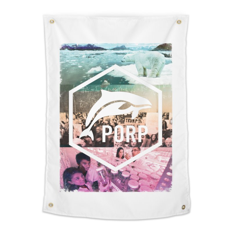 PORP Photo Collage Home Tapestry by PORPMerch's Artist Shop