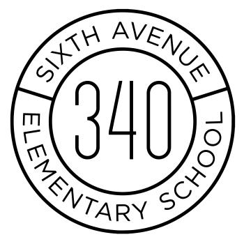 The PS 340 Spirit Shop Logo